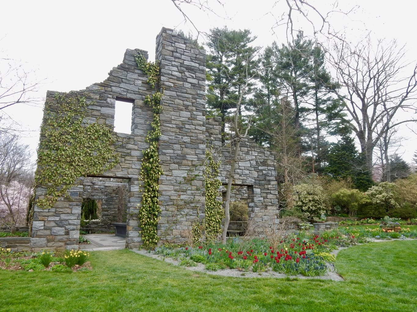 The Ruins, Chanticleer Garden, Wayne PA