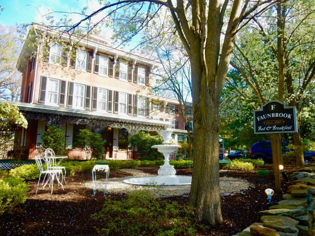 Faunbrook Bed and Breakfast - West Chester PA
