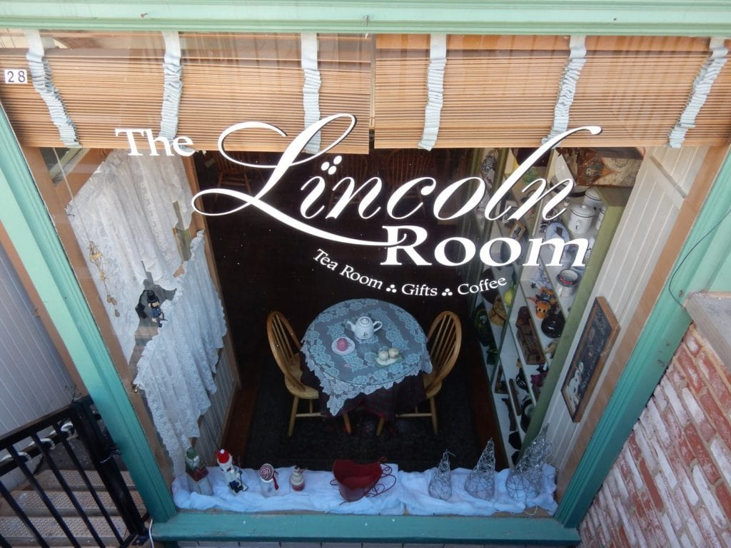 Lincoln Tea Room West Chester PA