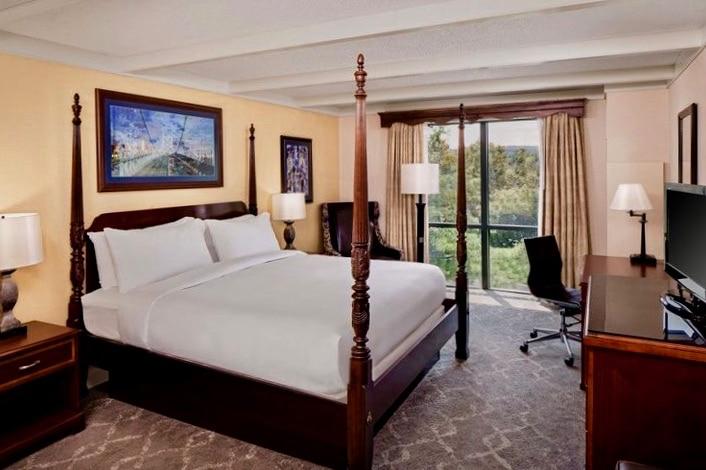 Desmond Hotel Malvern PA