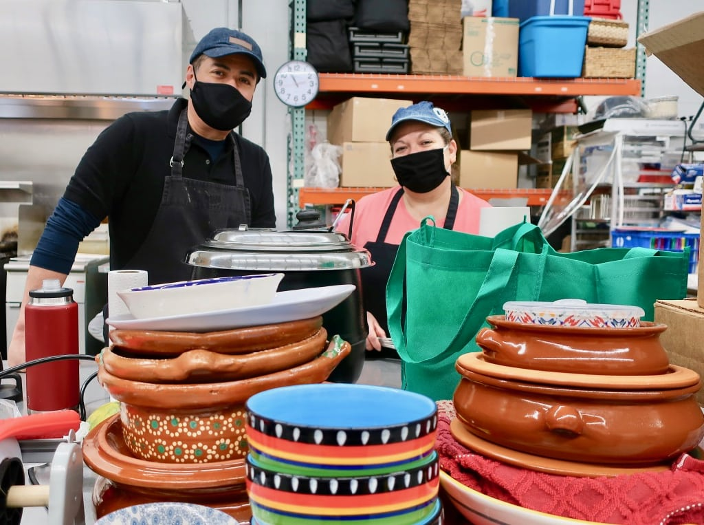 Flavors of Jalisco owners Jose Orozco and sister Maria