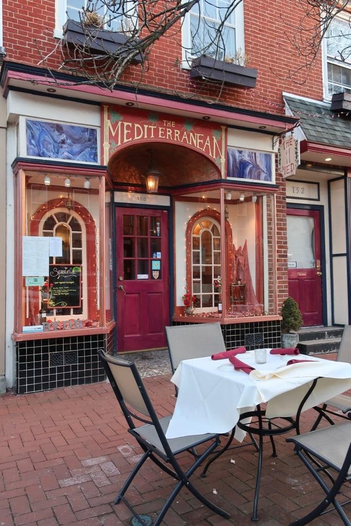 The Mediterranean Restaurant West Chester PA