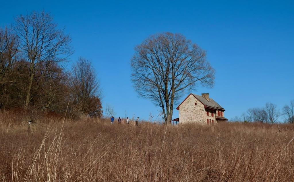 Webb Farmhouse in the Meadows Longwood Gardens PA