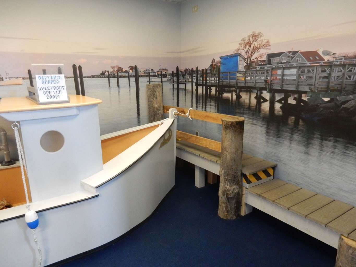 Kids Section, Seacoast Science Center, Rye NH