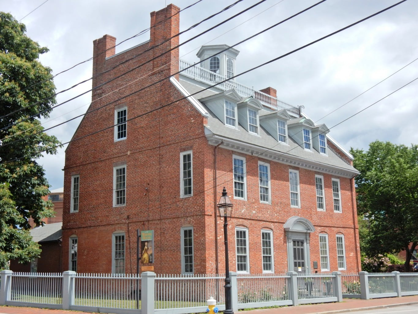 Warner House, Portsmouth NH