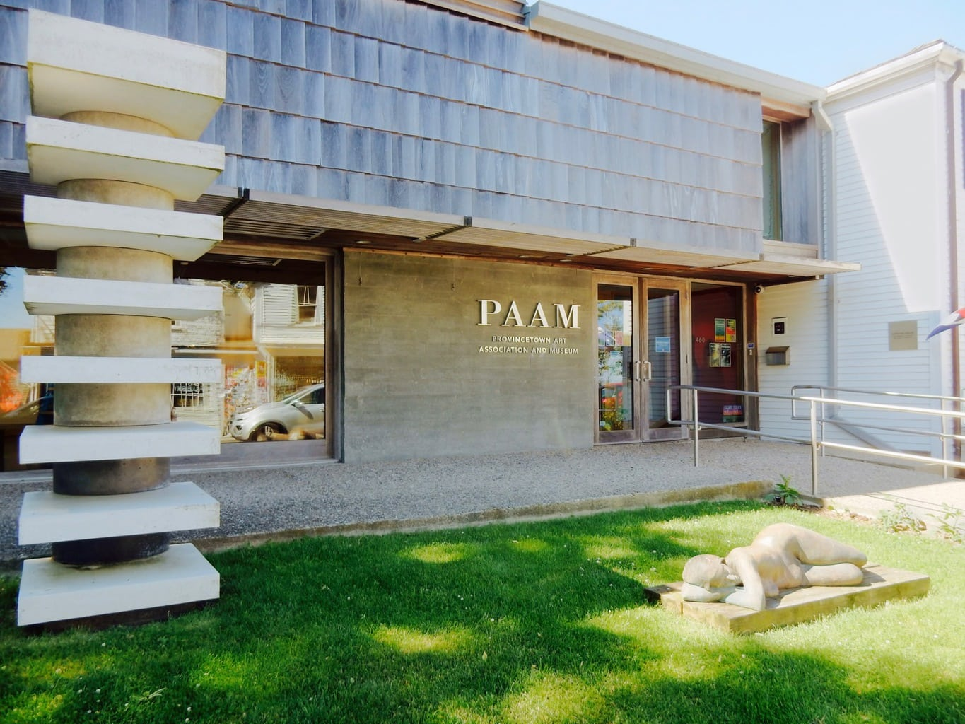 PAAM, Provincetown Art Association and Museum