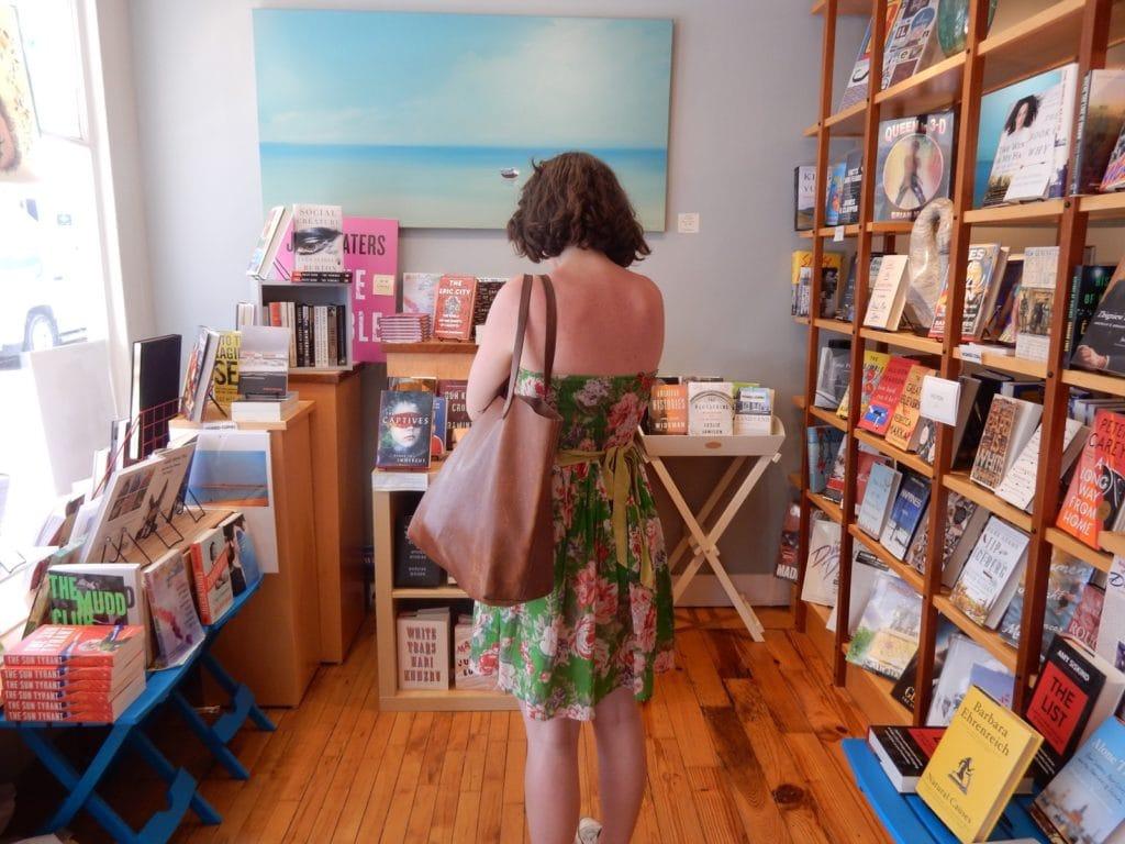 East End Books Interior