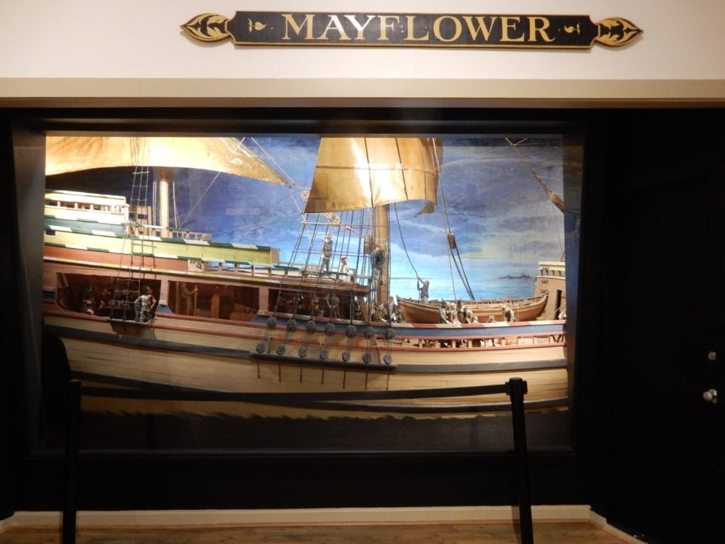 Mayflower Room, Provincetown Museum