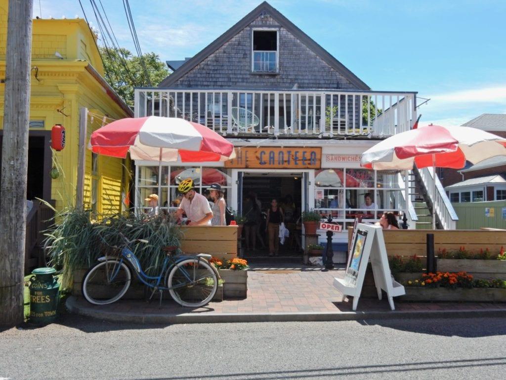 The Canteen Restaurant