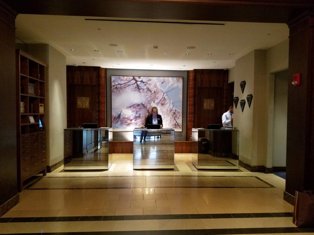 Loews Boston Reception