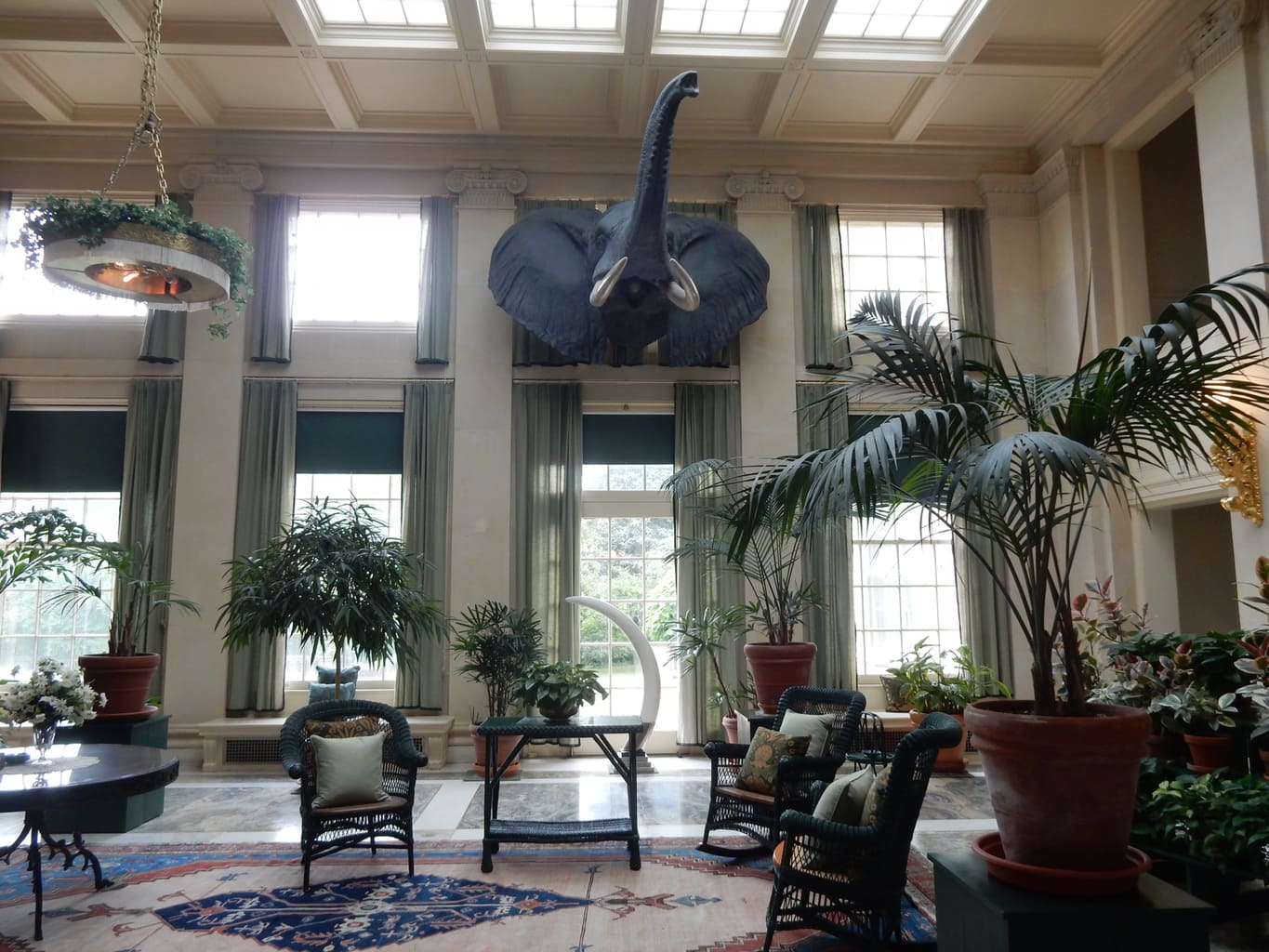 George Eastman Mansion, Rochester NY