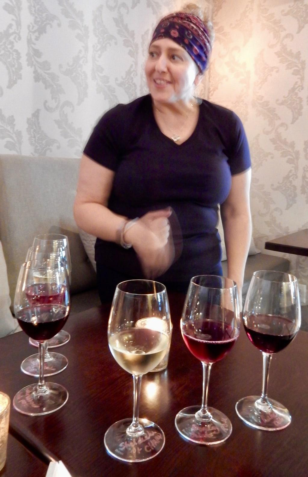 Via Girasole Wine Bar Pittsford NY