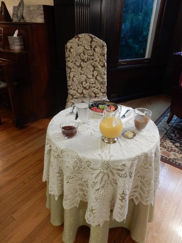Breakfast Ellwanger Estate Rochester NY