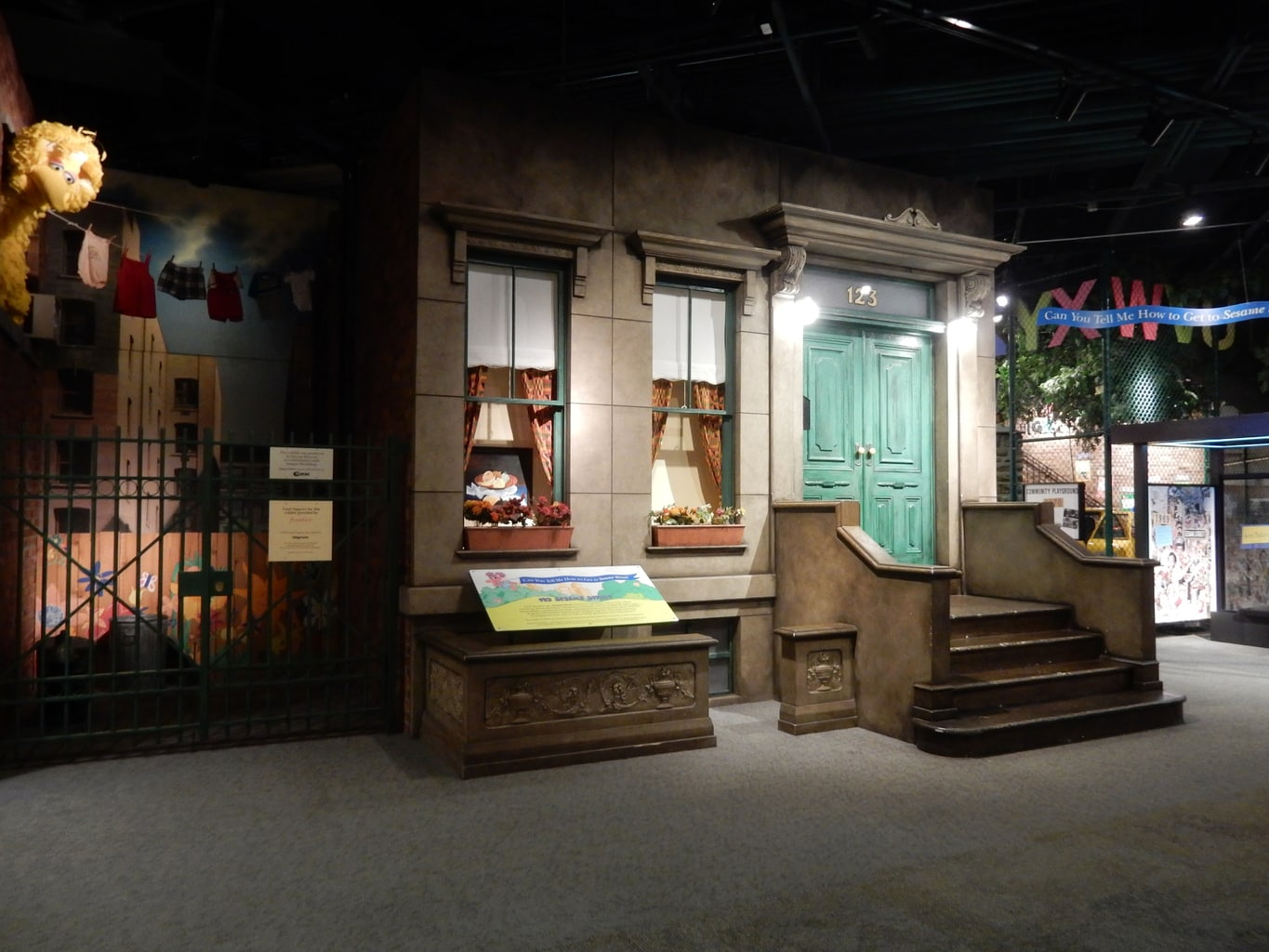 Sesame St Strong Museum Rochester NY