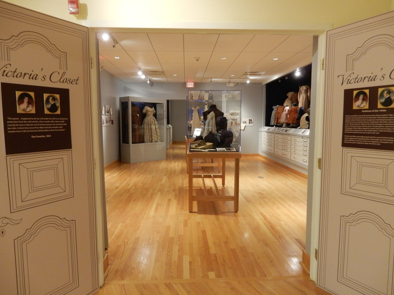 John L. Wehle Gallery Genesee Country Village and Museum Mumford NY