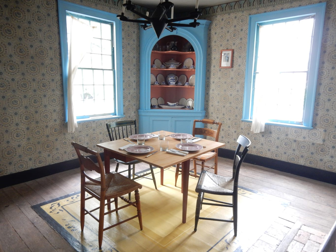 Hosmer's Tavern Genesee Country Village and Museum Mumsford NY