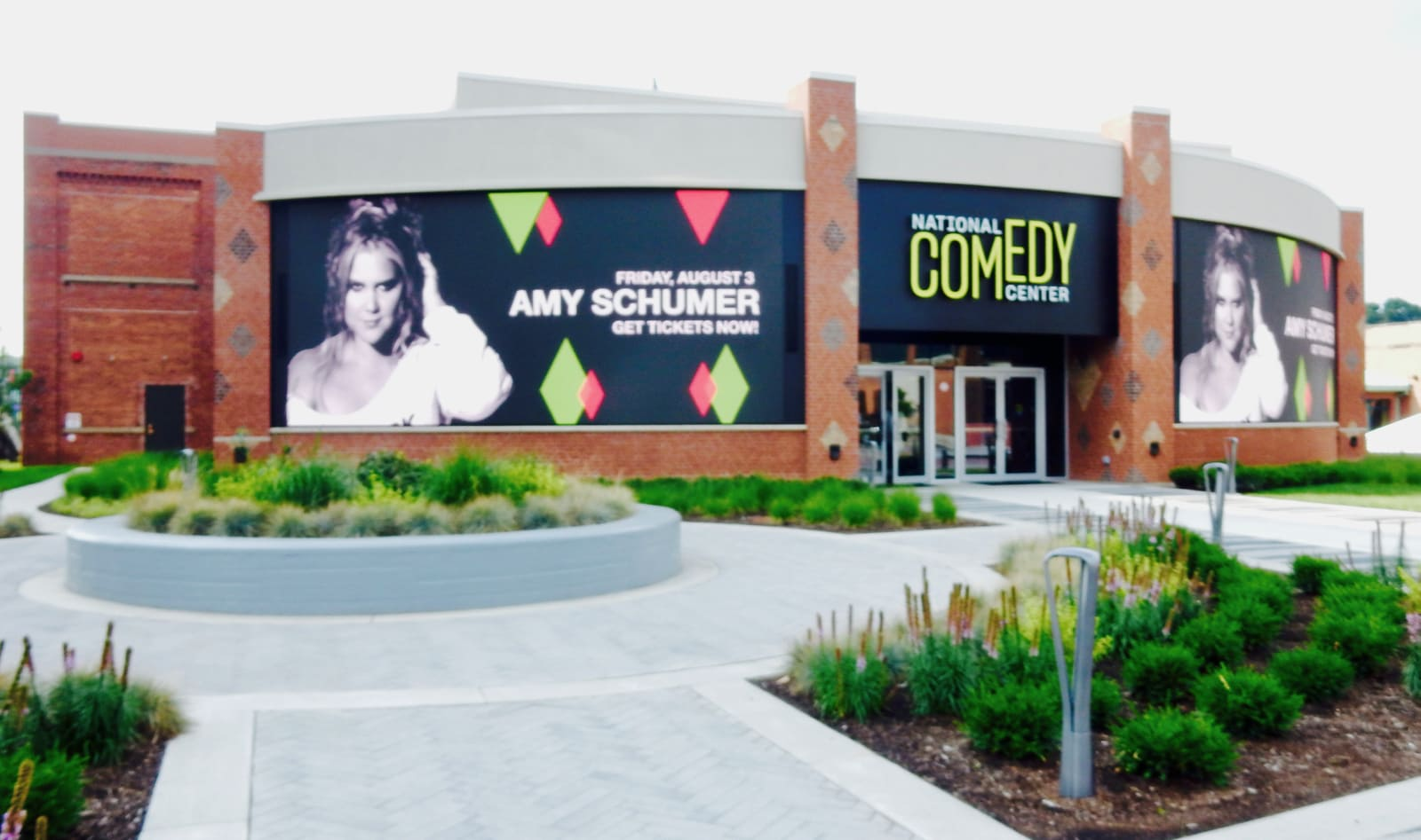 National Comedy Center, Jamestown NY