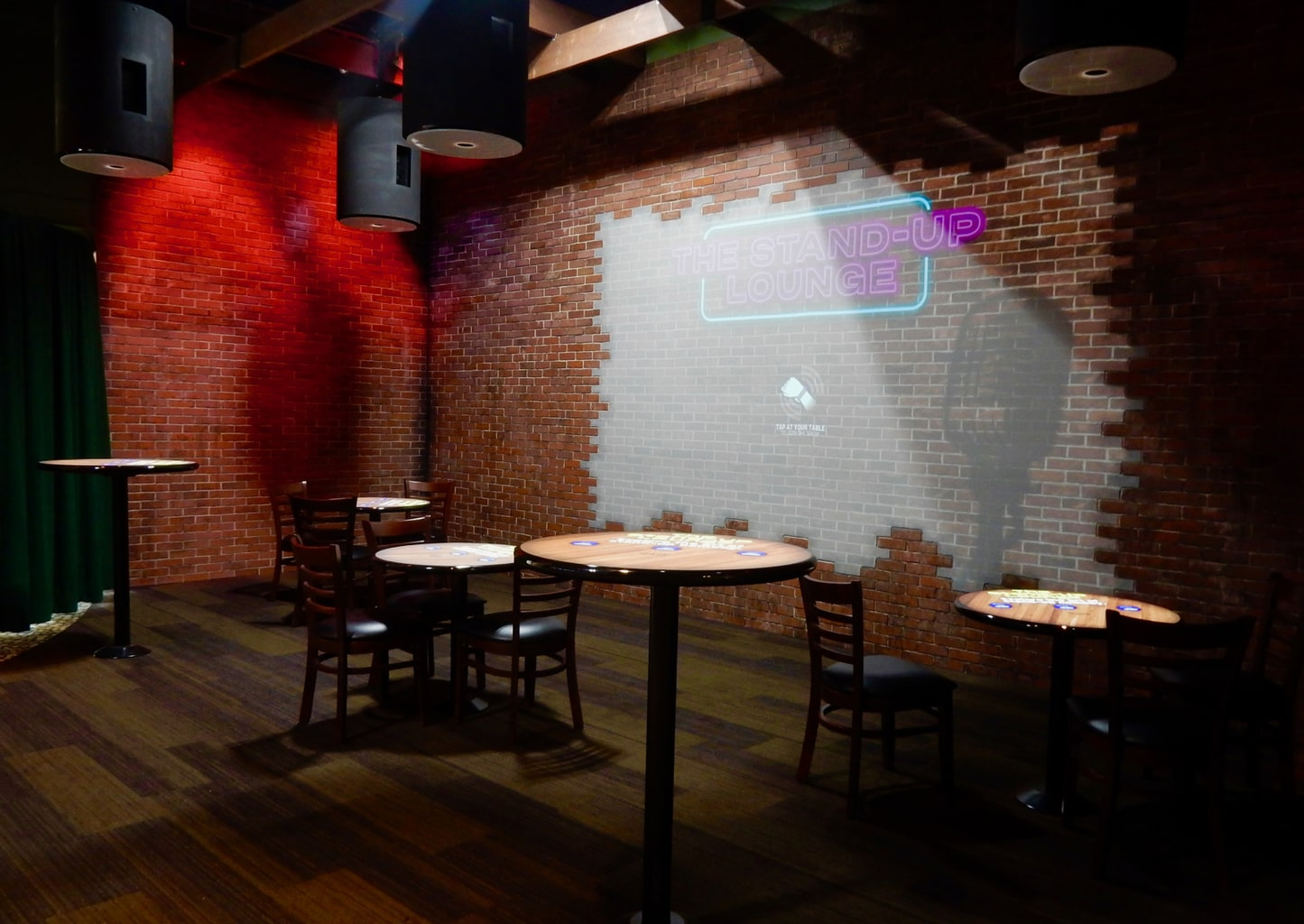 Stand Up Lounge National Comedy Center Jamestown NY
