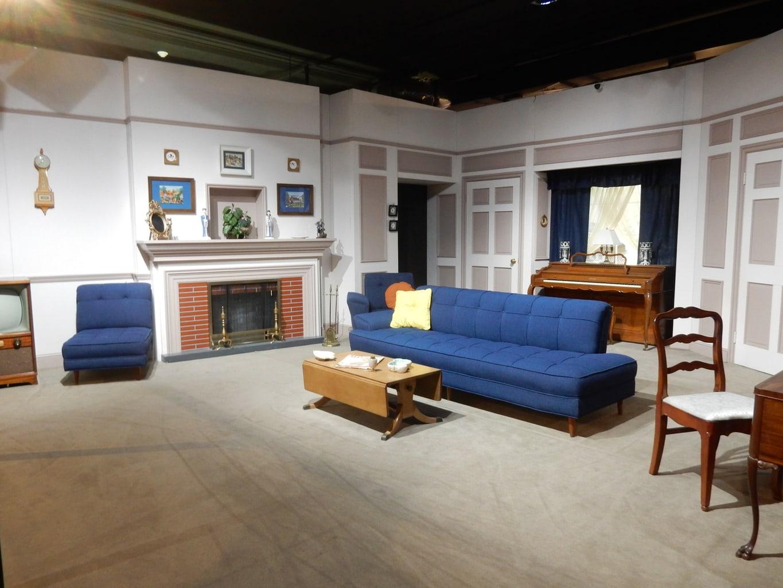 Riccardo's NY Apartment, Desilu Studios Jamestown NY