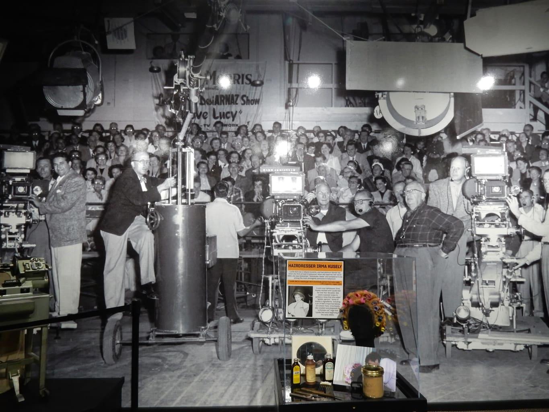 Filming I Love Lucy, DesiLu Studio, Jamestown NY