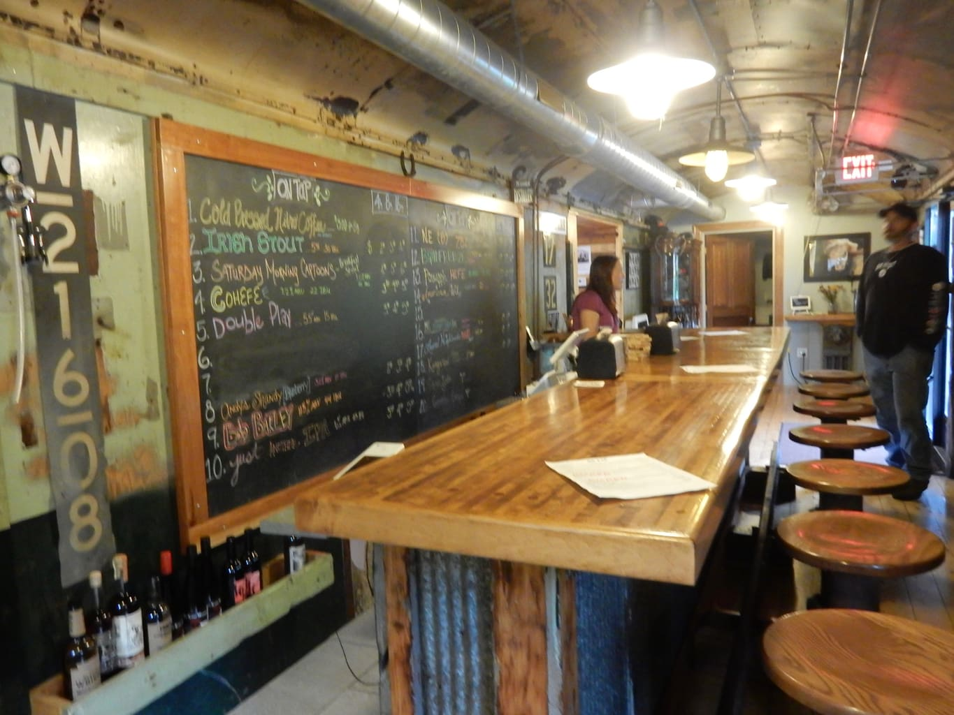 Boxcar Brewery Doolittle Station Dubois PA