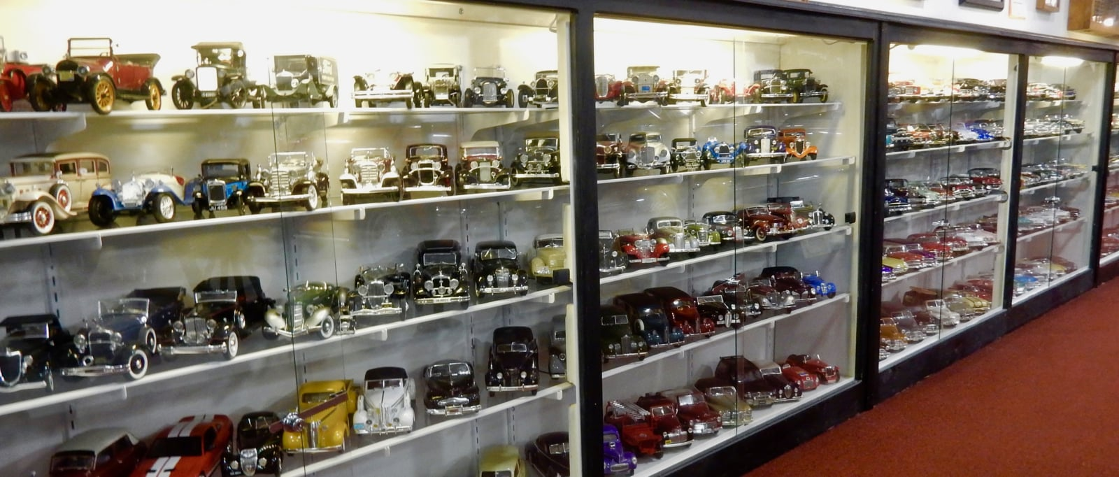Die Cast Cars, Grice Museum Clearfield PA