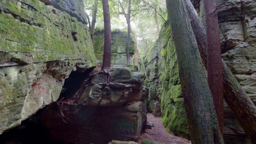 Bilger's Rocks Grampian PA