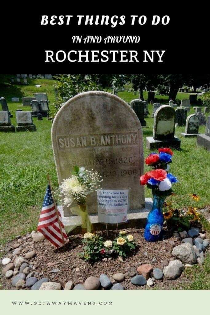 Rochester NY Pin