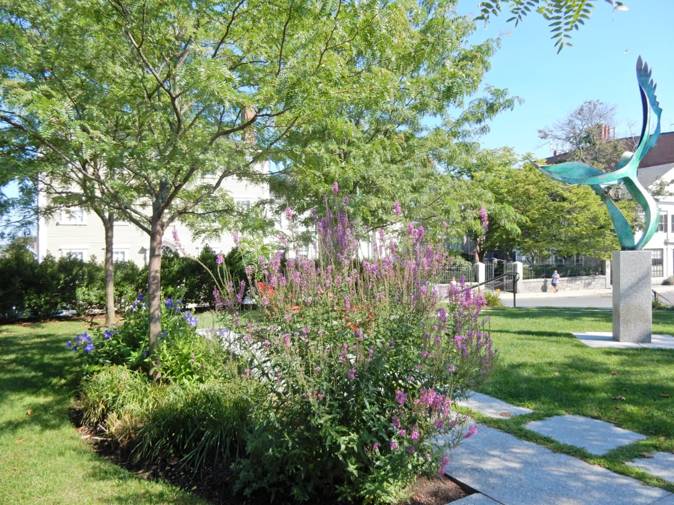 Gloucester MA Pocket Park
