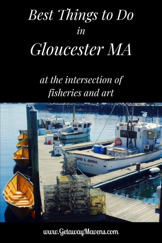 Gloucester MA Pin