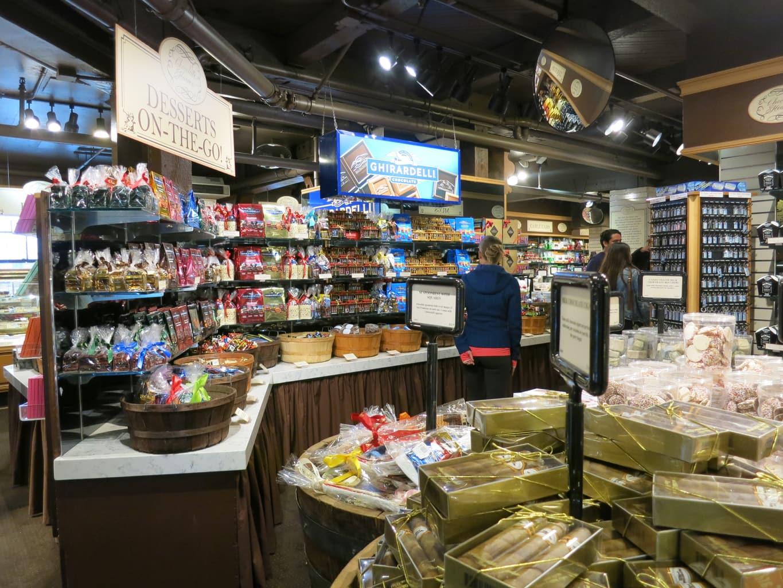 Ghirardelli Chocolate Store