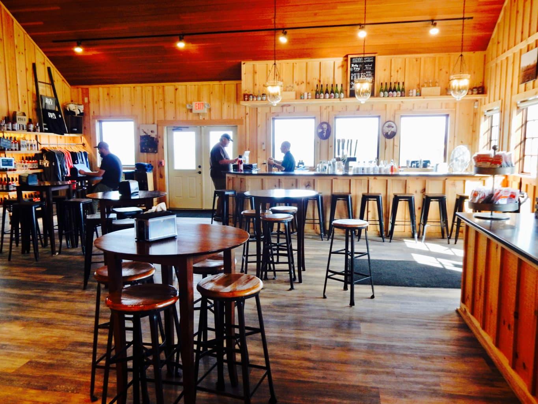 1911 Distillery Rickhouse Tasting Room Lafayette NY