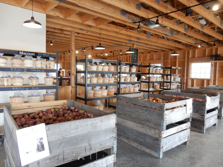 Apple Barn Beak and Skiff Lafayette NY