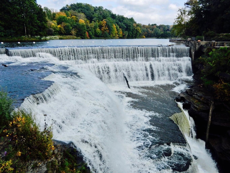 Bebe Lake Ithaca NY
