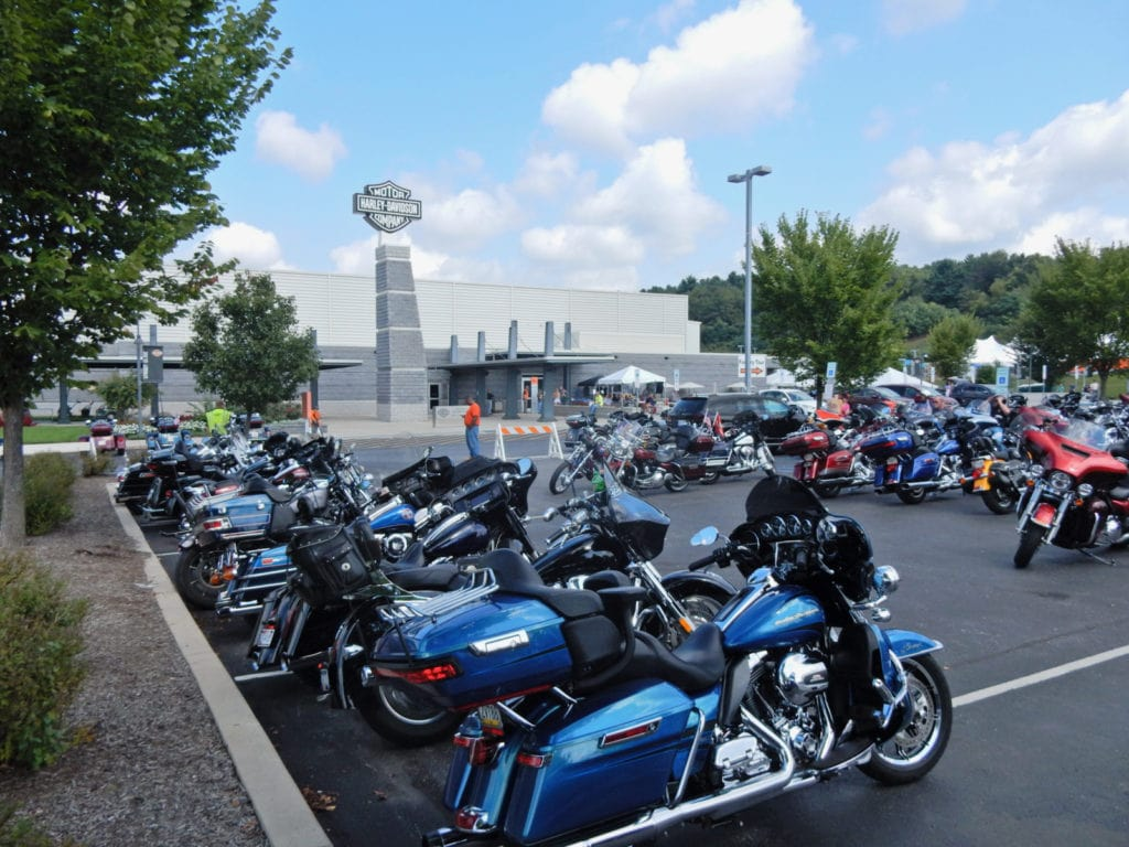 Harley Davidson Plant York PA