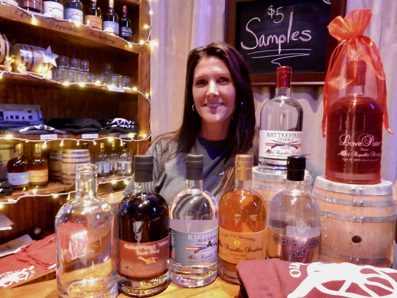 Denise Mathias, Old Republic Distillery York PA