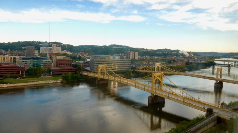 Pittsburgh PA: Rebellious From the Start