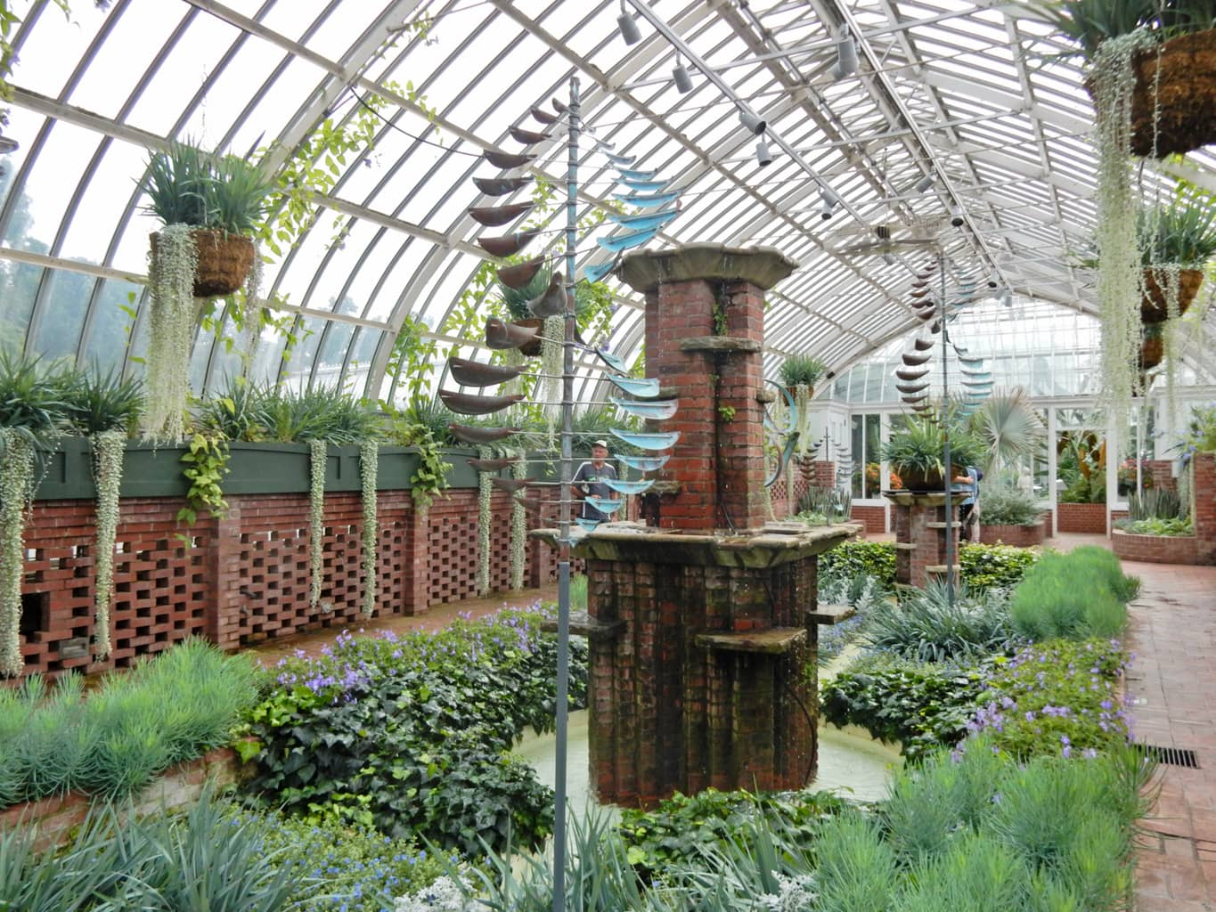 Phipps Conservatory and Botanical Garden Pittsburgh P