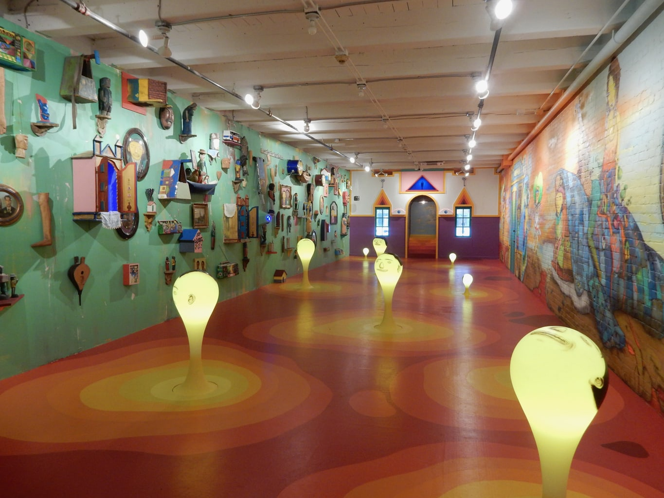 Mattress Factory Pittsburgh PA Romantic Getaways Northeast US