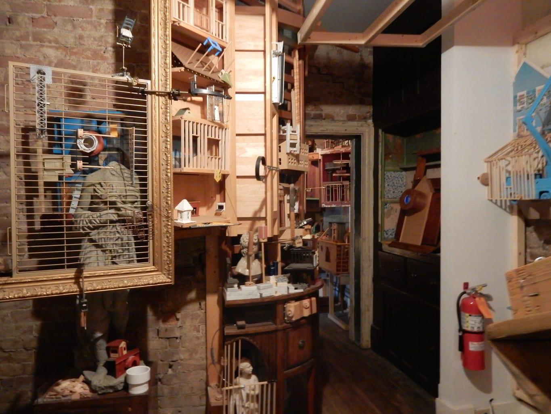 Installation - Mattress Factory Pittsburgh PA