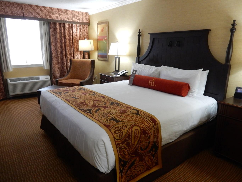 Hershey Lodge Guest Room Hershey PA