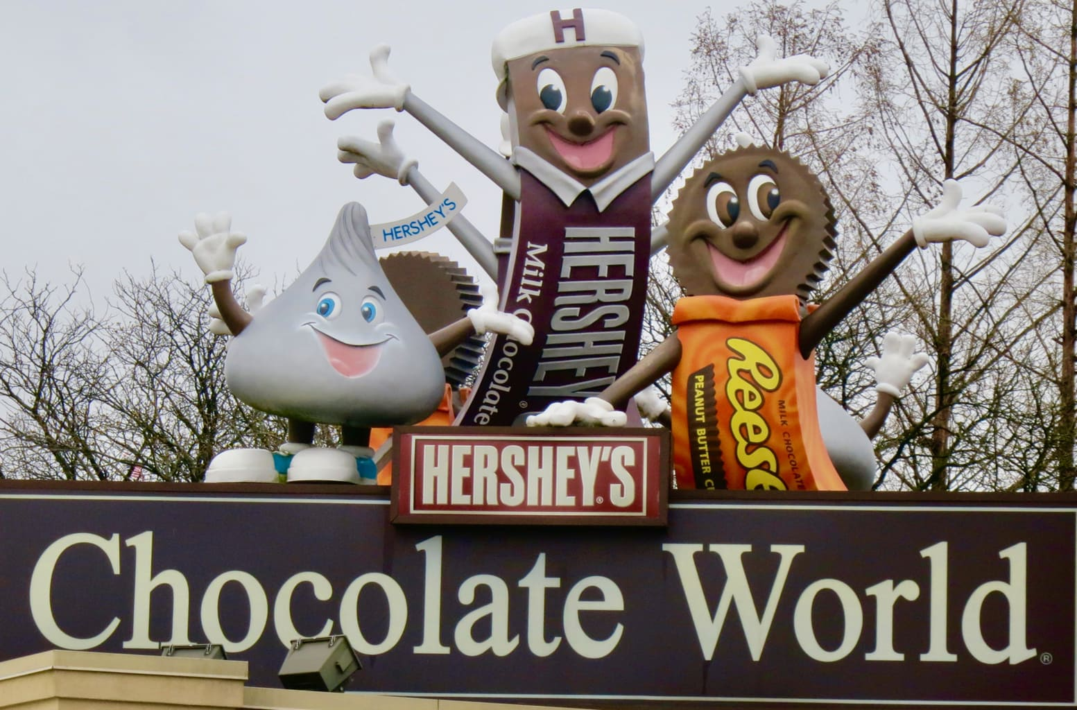 Chocolate World, Hershey PA