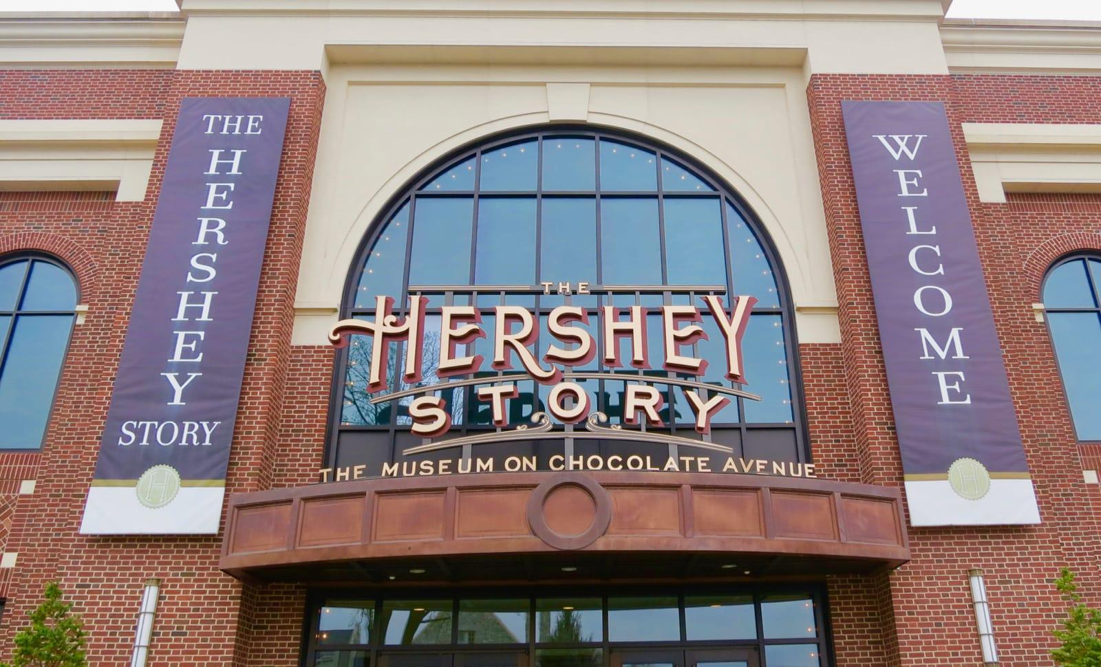 Hershey Story Hershey PA
