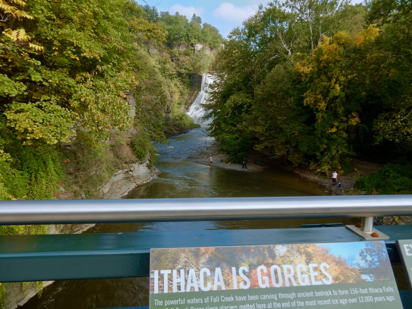 Ithaca Is Gorges NY