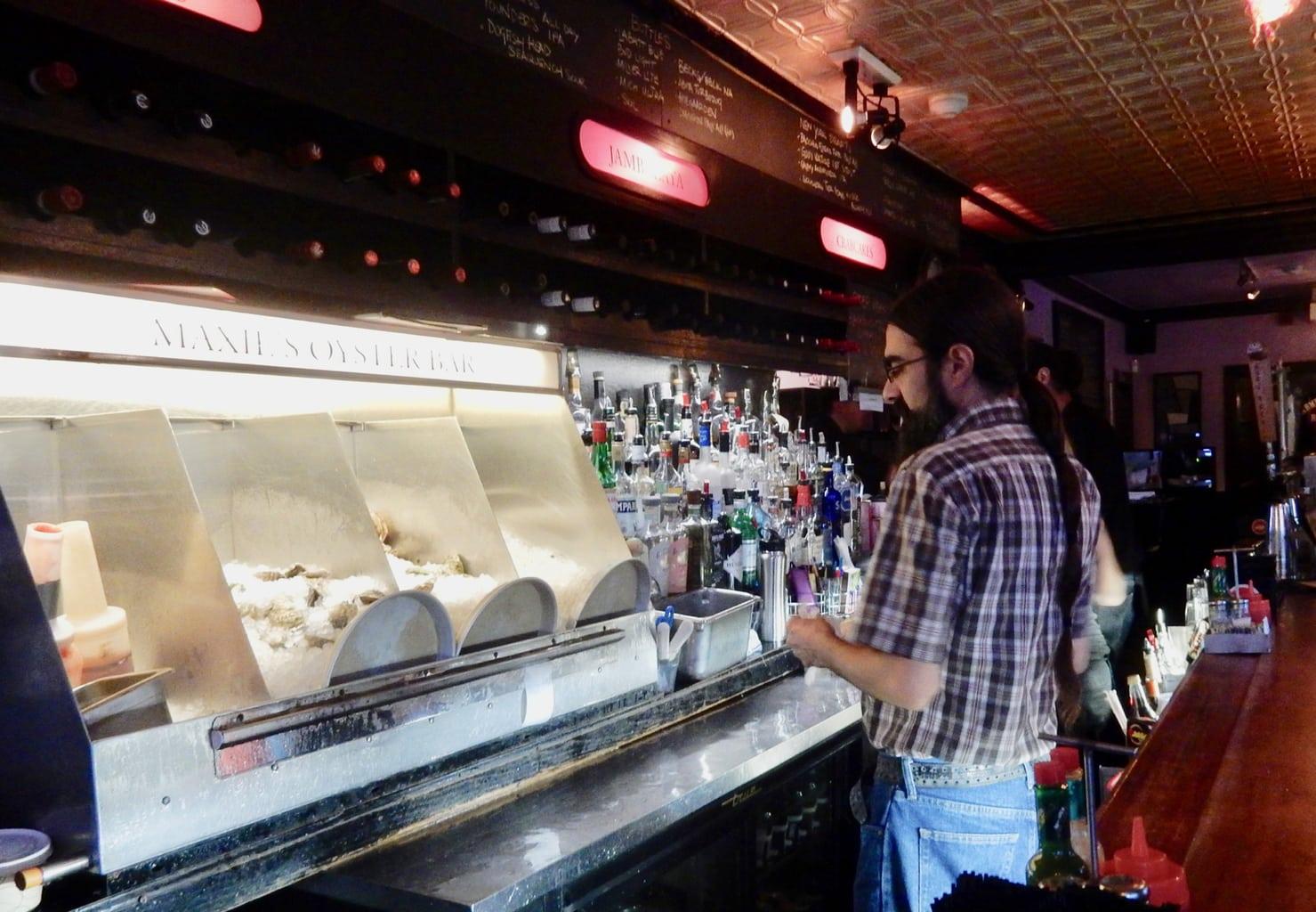 Maxies Oyster Bar Ithaca NY