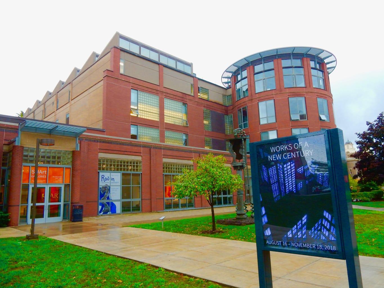 SUArt Galleries Syracuse NY