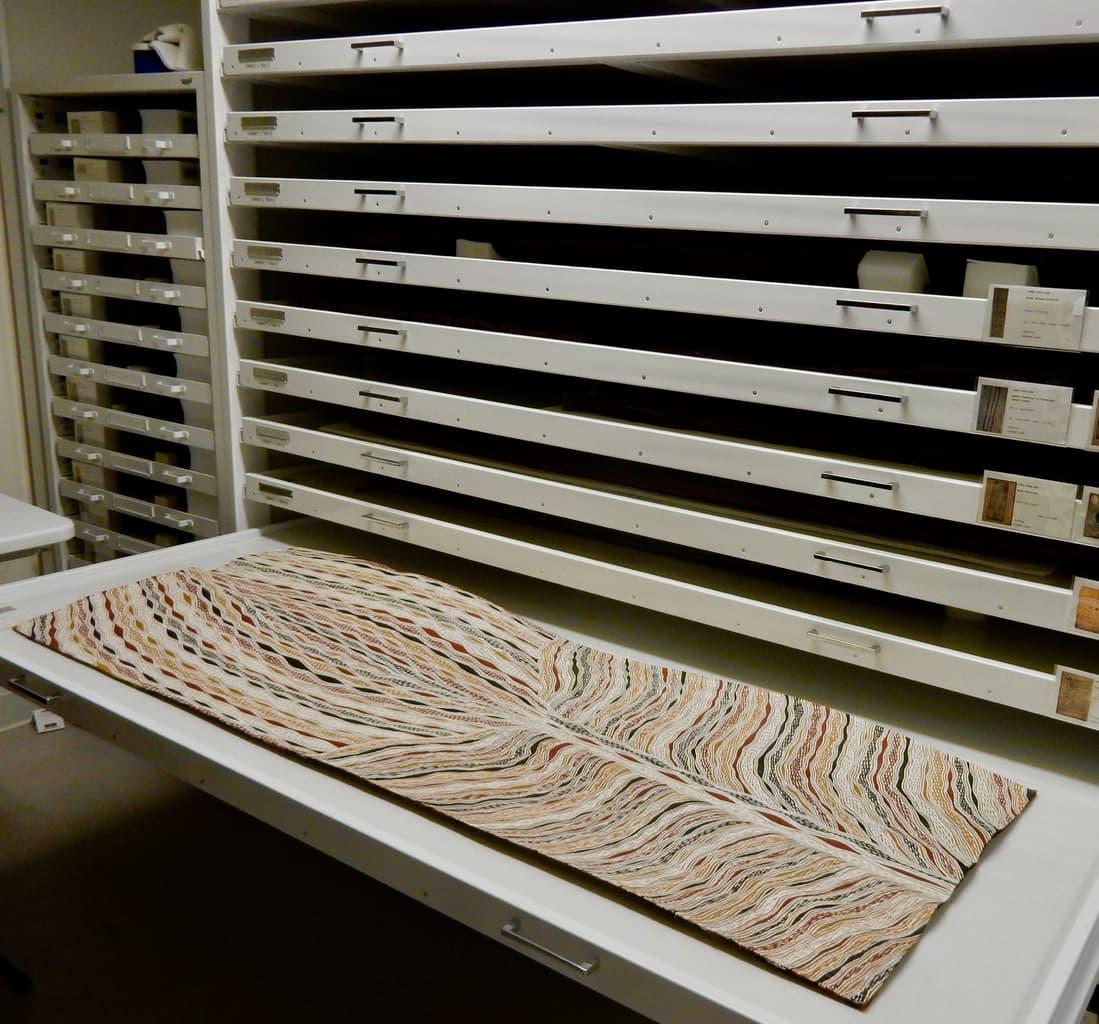 Bark Art Kluge-Ruhe Aboriginal Art Museum