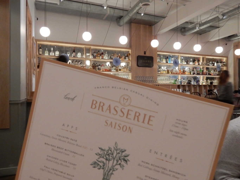 Brasserie Saison Charlottesville VA