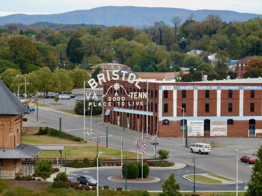 Bristol Sign VA