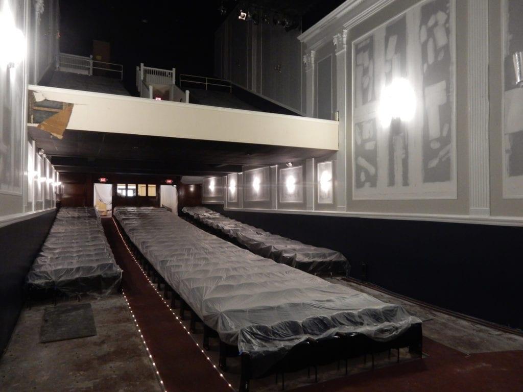 Cameo Theater Renovation Bristol VA